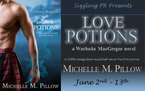 Love Potions - Banner