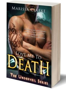 Love Me To Death Book cover