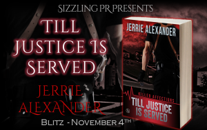 Til Justice Is Served - Banner