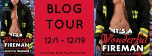 Banner  It's a Wonderful Fireman Blog Tour