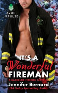 It's a Wonderful Fireman Book Cover