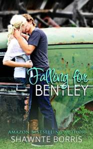 Falling for Bentley - Front Cover