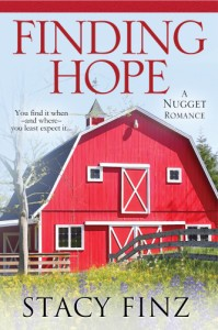Finding Hope Book Cover