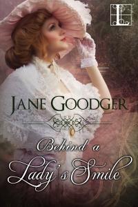 BehindaLadySmile Book Cover