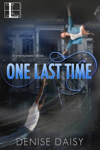 One Last Time Cover Reveal