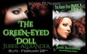 The Green Eyed Doll -JA Bannerjpg
