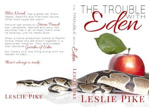 The Trouble with Eden Cover Flat for Cover Reveal Feb 27