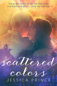 Scattered Colors Cover for Cover reveal