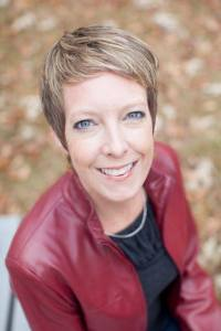 Author Photo  Rie Warren Steele