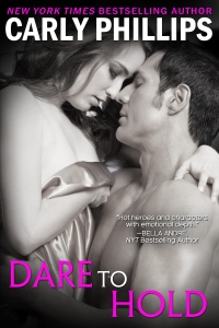 Cover Dare to Hold by Carly Phillips