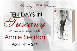 Ten Days In Tuscany Banner