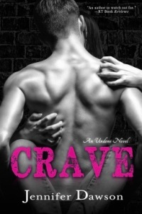 Crave Book Cover