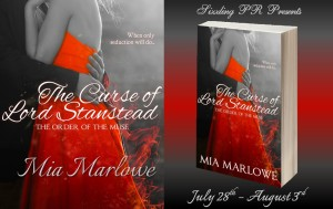 Curse Of Lord Stanstead - Mia Marlowe Banner