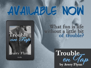 Trouble on Tap Available Now