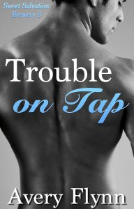 Trouble on Tap cover