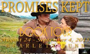 Promises Kept Book Banner