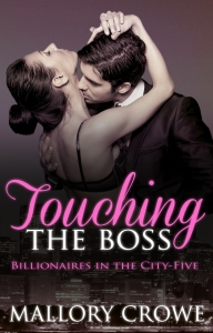Touching the Boss Cover