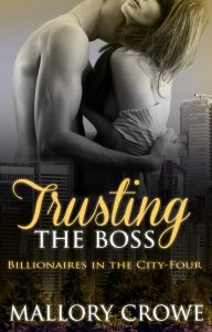 Trusting the Boss Cover