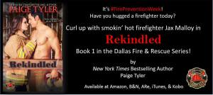 Rekindled by Paige Tyler