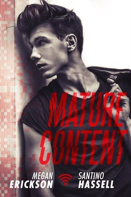 Mature Content Book Cover for Promo