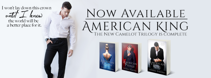 American King now available banner 3